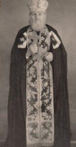 Părintele Macarie Chirița - paroh al bisericii Ghidighici în anii 1955-1956